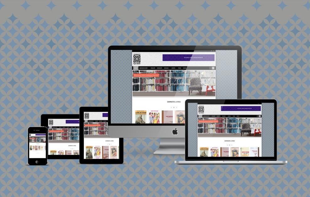 Site Arabesques Editions