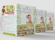 Brochure Karesse Cosmetics